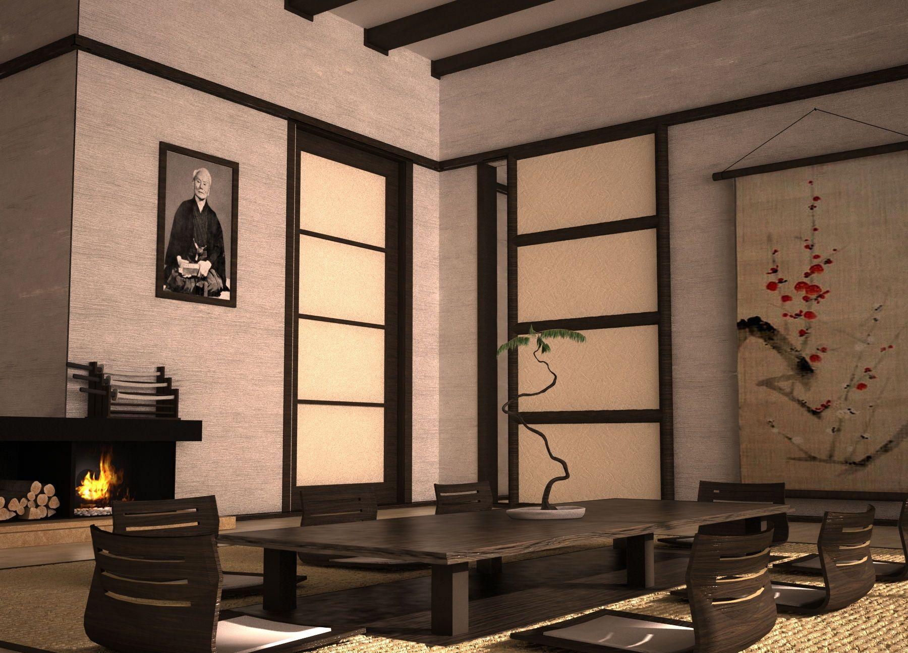 керамической плитки фото квартир с японским дизайном бороться болезнями, какие